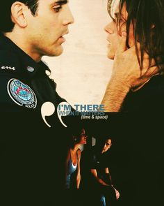 Rookie Blue. They don't try to hide the fact that it is set and filmed in Toronto and area.