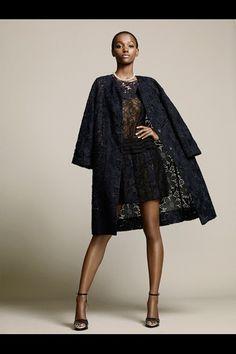 Sfilata Nina Ricci New York - Pre-collezioni Primavera Estate 2015 - Vogue