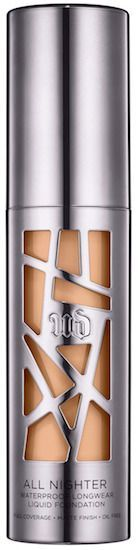 New Urban Decay All Nighter Liquid Foundation...pin, then read my review!