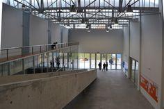 UNAJ Edificio Sheds - MoscatoSchere