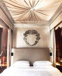 "Park Hyatt Vienna on Instagram: ""Who else wouldn't mind sleeping in this majestic canopy bed? #presidentialsuite #worldofhyatt #luxuryispersonal #parkhyattvienna"""