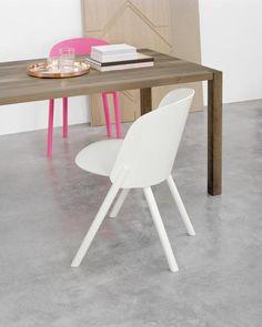 Sloane Walnut Table by Walnut Table, Solid Wood Dining Table, Side Chairs, Dining Chairs, Dining Area, Oak Veneer Plywood, Dining Suites, Milan Furniture, Take A Seat
