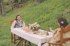Italian Bohemian Wedding Shoot
