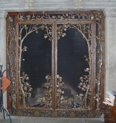 25 Best Fireplace Screens Images In 2011 Fireplace