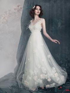 Свадебные платья, Образ невесты