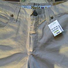 Shorts Khaki denim shorts Mudd Jeans