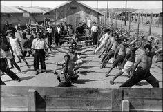 Agustí Centelles. Camps de réfugiés de Bram. France. 1939