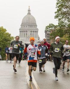 Participate in the Crazy Legs run