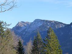 Die Nagelfluhkette - Ein Ziel für muntere Bergwanderer - Alpsee Camping http://alpsee-camping.de
