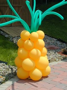 SpongeBob Birthday Party Decoration Ideas- SpongeBob Birthday Party Background Decors/ Stage Decorations