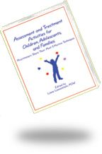 ASSESSMENT AND TREATMENT ACTIVITIES FOR CHILDREN, ADOLESCENTS AND FAMILIES: PRACTITIONERS SHARE THEIR MOST EFFECTIVE TECHNIQUES:   In this comprehensive resource, highly acclaimed author Liana Lowenstein has compiled an impressive collection of techniques from experienced practitioners. Activities address a range of issues including, Feelings Expression, Social Skills, and Self-Esteem.  #therapy, #counseling, #play therapy, #family therapy, #anger management, #social skills, #self-esteem