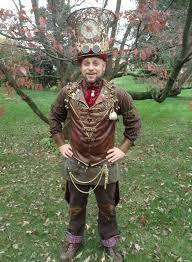 Risultati immagini per steampunk costume