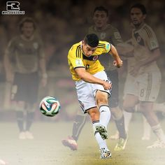@jamesrodriguez10 - #Colombia vs #Uruguay - #Crack! #Golazo #elpibe #maestro # maravilla