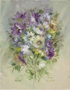 Jansen Art Online Store - P1108 Wildflowers- Download, $6.95 (http://www.jansenartstore.com/p1108-wildflowers-download/)