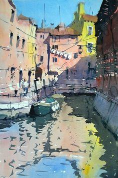 Venice by Tim Wilmot