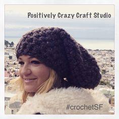 Style fashion hats from Basia's Hat Factory San Francisco / custom orders #crochetSF