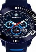 Ice-Watch Mens Big BMW Motorsport Chronograph The Mens BMW Motorsport Watch BM.CH.BLB.B.S.14 is a great example of the Ice-Watch watch range. You can buy with confidence that your BM.CH.BLB.B.S.14 Mens BMW Motorsport Watch is fully covered by the http://www.comparestoreprices.co.uk/mens-watches/ice-watch-mens-big-bmw-motorsport-chronograph.asp
