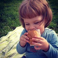 Newbie Mom: Un morso al panino, un morso al bambino!