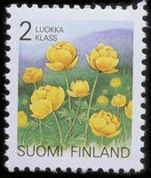 Maakuntakukka sarja - Kullero - 1992
