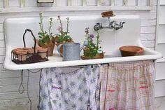 Hometalk :: Upcycled Outdoor Decor :: Deb@HOMEWARDfoundDecor's clipboard on Hometalk