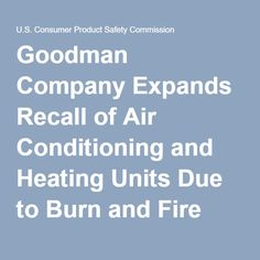 goodman company case The case international company and the case company are separate, but affiliated, family owned real the case company is the brokerage arm specializing in commercial and residential sales.