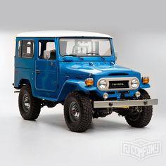 Toyota Fj40, Toyota Trucks, Fj Cruiser, Toyota Land Cruiser, Jeep 4x4, Land Rover Defender, Dream Cars, Automobile, Monster Trucks