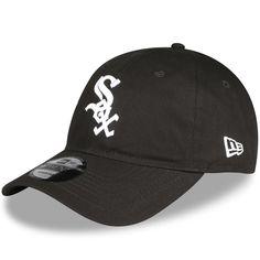 b8fde3225 Shop New Era 920 Strapback Chicago White Sox Black online – West Brothers