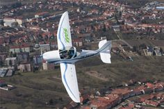 SportStar EPOS: электрический самолет для двоих http://novosti-ru.kitado.ru/2013/04/sportstar-epos.html