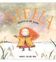 Books About Snow - Stella Queen of the Snow - pinned by @PediaStaff – Please Visit  ht.ly/63sNt for all our pediatric therapy pins