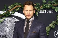Chris Pratt Wishes We Would Objectify Men as Much as We Objectify Women