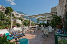 Casa Teresa, Positano, Italy. This is where I learned to drink (and LOVE) coffee.
