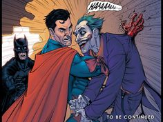 6 Moments That Prove 'Injustice: Gods Among Us' Will Blow Your Mind! By An Nguyen