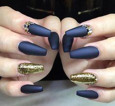 ✴〰Nail art matte〰✴