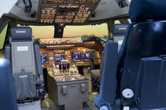 In May 2012, Cargolux introduced its own Boeing 747-8 Freighter full-flight simulator at their training centre in Luxembourg. It is the world's first full-flight simulator for this aircraft type.