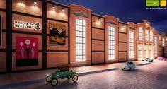 Werkstatt Auto Museum Project