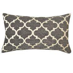 Club Lattice Decorative Pillow - 14'' x 24''