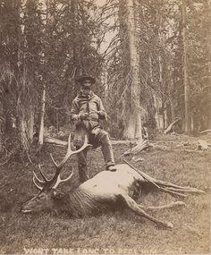 Old Timer Elk Hunt.