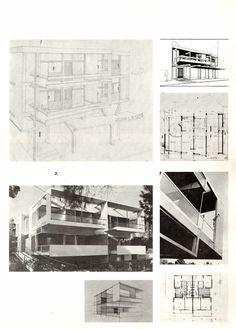 Τάκης Χ. Ζενέτος, 1926-1977 - Takis Ch. Zenetos, 1926-1977 Modern Buildings, Architects, Greek, Mid Century, Floor Plans, Design, Architecture, Greek Language, Medieval