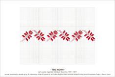 Folk Embroidery, Cross Stitch Embroidery, Cross Stitch Borders, Cross Stitch Patterns, Pebble Art, Needle And Thread, Beading Patterns, Pixel Art, Couture