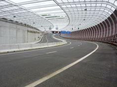 Fotos del nuevo acceso a Bilbao. Foto: eitb.com