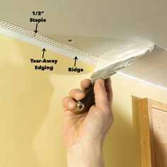 Add drama and beauty with this easy-to-build soffit lighting system and well-placed lighting. This is the ultimate improvement for ordinary ceilings. Lighting System, Home Lighting, Soffit Ideas, Installing Recessed Lighting, Three Way Switch, Diy Wood Wall, Shower Surround, Workshop, Ceiling Lights
