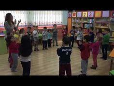 'Kaç kelebek,uç kelebek'şarkımız - YouTube