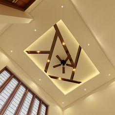 Interior Ceiling Design, House Ceiling Design, Ceiling Design Living Room, Home Ceiling, Ceiling Ideas, Simple Ceiling Design, Bedroom False Ceiling Design, Design Bedroom, Plastic Ceiling Panels