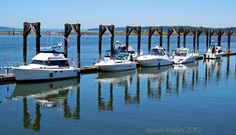 Everett Marina - With more than 2,300 slips, the Port of Everett Marina is the largest on the West Coast!