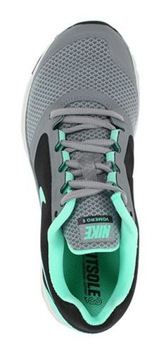 Mint Gray Nikes? Yes, #girl shoes #my shoes #girl fashion shoes| http://girlshoes.lemoncoin.org
