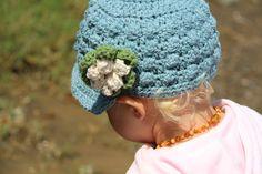 sweet baby girl hat
