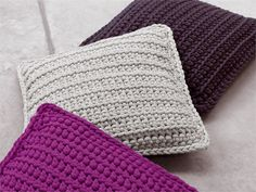 Wool cushion Picot Collection by Paola Lenti