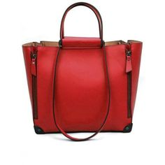 Red Vintage Satchels Bag$50.00 ($50) ❤ liked on Polyvore