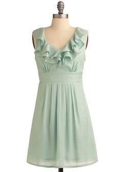 Modcloth.com-Mint for You Dress