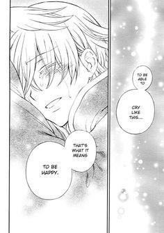True happiness / Oz vessalius /Pandora Hearts manga
